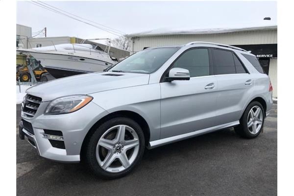 2015 Mercedes-Benz M-Class AWD 4DR ML 350