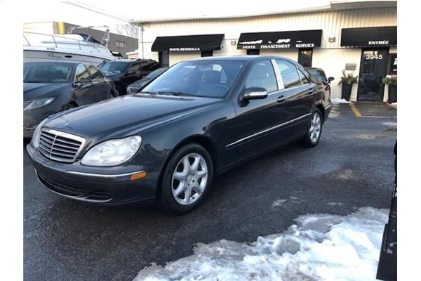 2003 Mercedes-Benz S430 S430 4 MATIC